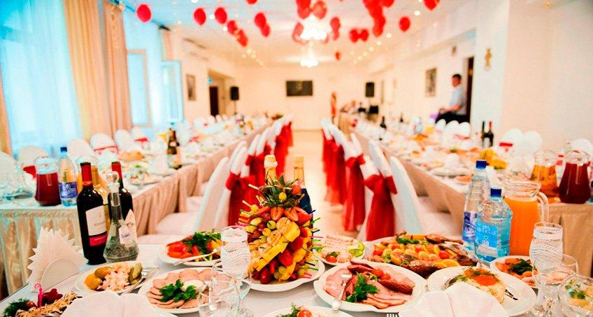 Свадьба от Smak Catering