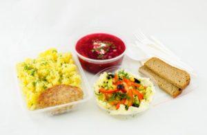 доставка комплексных обедов в минске